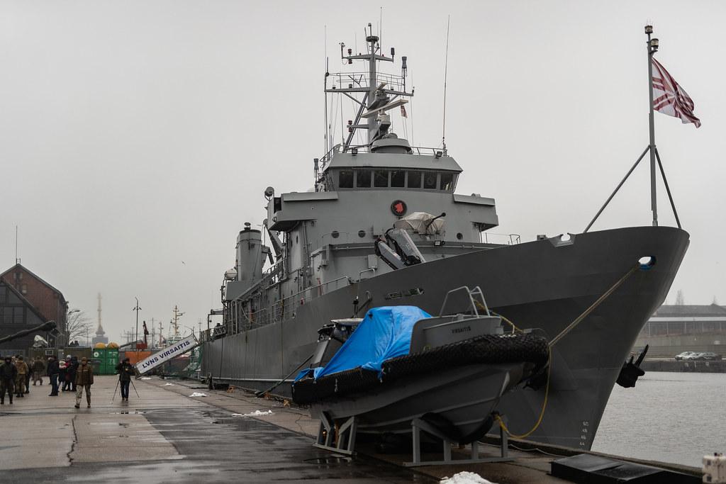 Latvijas Neatkarības kara un Latvijas armijas 100.gadadienas atklāšanas pasākums Liepājā