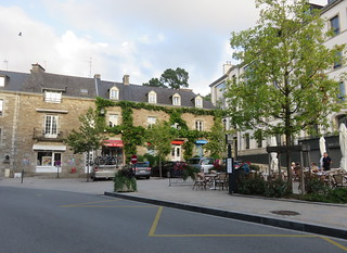 Pont-Aven. The center of town with the museum on the right. | by Traveling with Simone