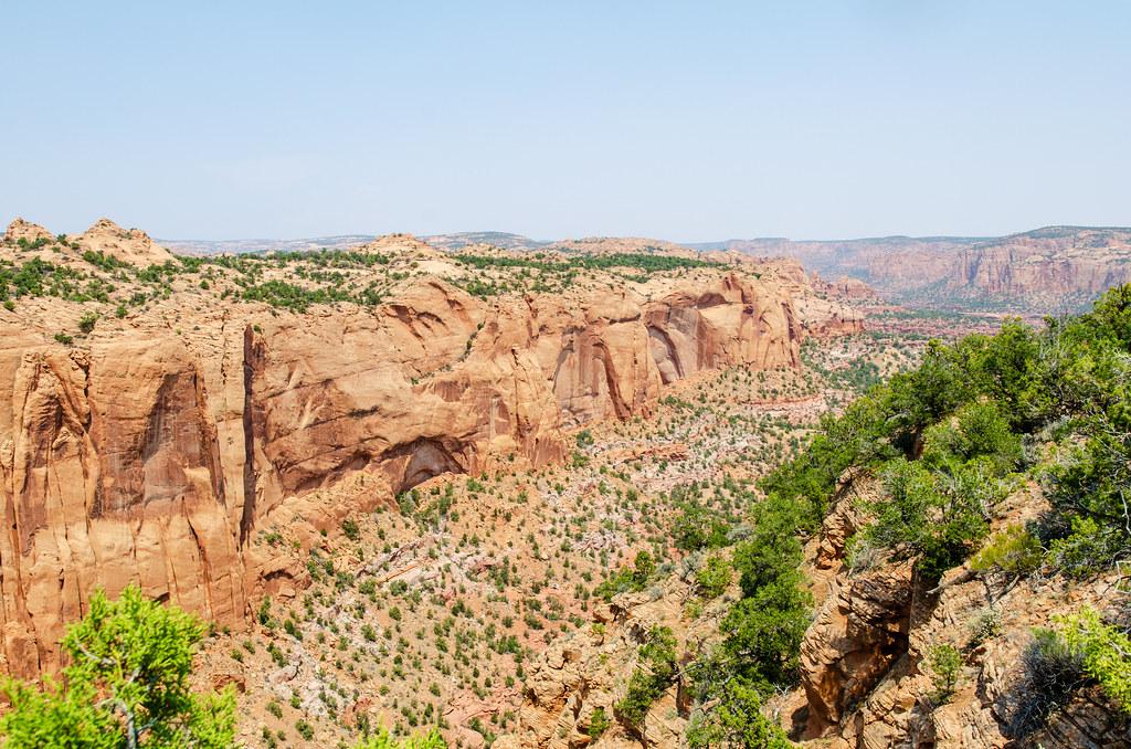 Najavo National Monument - Arizona