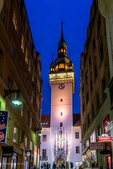 Brno. Old Townhall