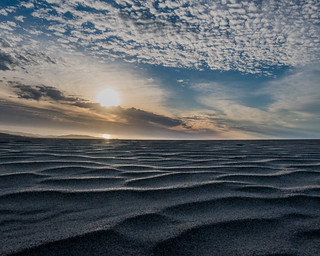 Sunset at Oceano Dunes by Newton Hightower | by cameraclub231
