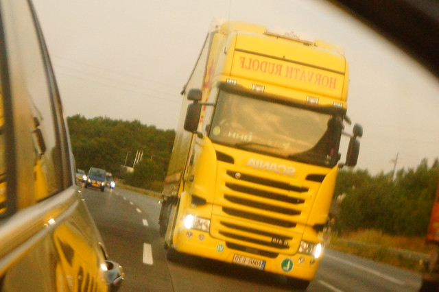 Scania R410 E6 Topline 6-Series - Horváth Rudolf International Transport Kft Hatvan, Magyarország