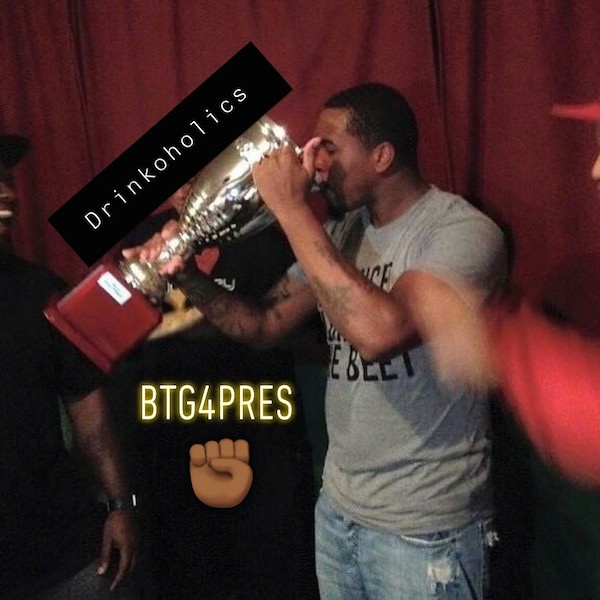 Thought You Wasn't Drinking No More? Yea Right! #B4P064