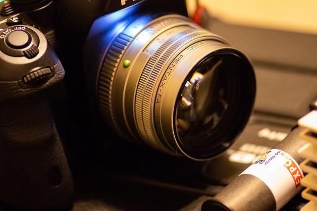 Pentax 77mm f/1.8 Limited