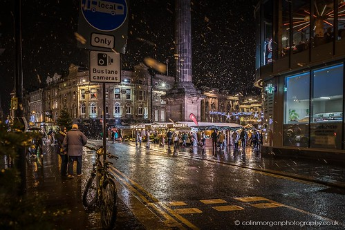 City Centre Snow Showers December 2018 | by Splendid What