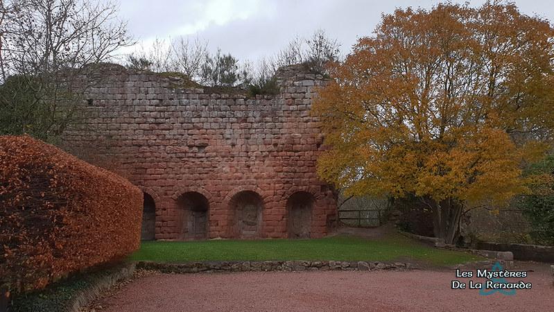 Château de Roslin Ecosse
