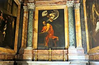 Caravaggion maalaukset Matteuksen elämästä | by helipekkarinen