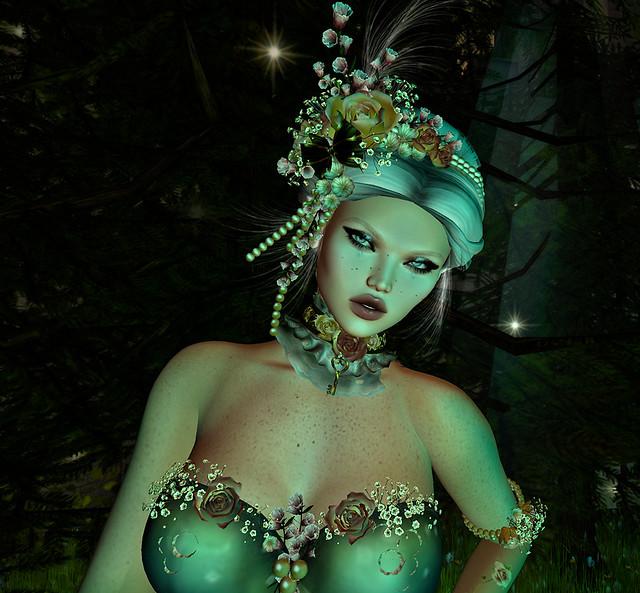 I want the fairytale irrISISTIBLE @ Swank
