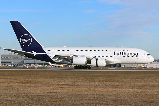 Lufthansa / D-AIMG / A 380-841