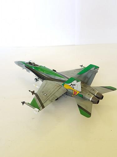 F18C Chippy Ho Hobbyboss 1/48   by ianbflickr