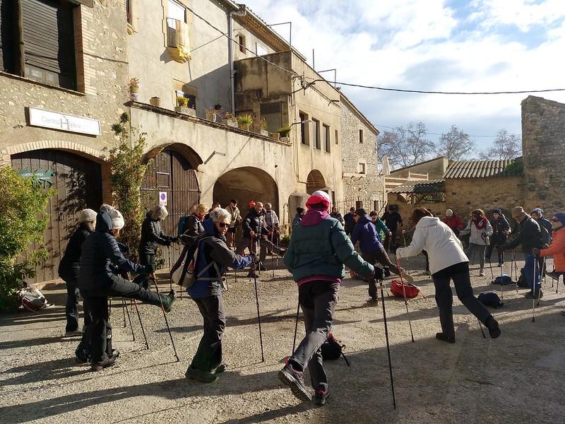 Pobles Medievals del Pla de l'Estany