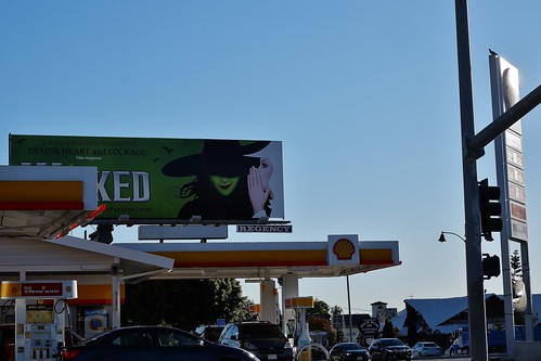 DSCF0285 Wicked, Arcadia, Los Angeles County | by 中途下車