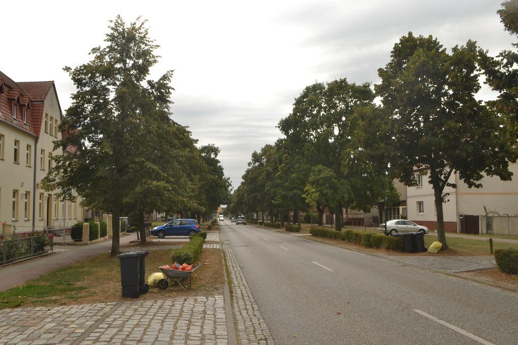 Eberswalder Straße in Schorfheide (134FJAKA_1628)