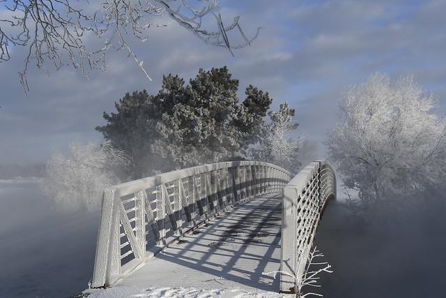 Bridge to Frozenland