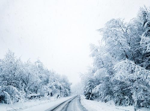 landscape road trees snow winter wonderland cold weather nature highway newengland berlin vermont vt unitedstatesofamerica usa america samsunggalaxys7 galaxys7 explored fav10 fav25 fav50 fav100