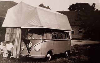 TT-56-44 Volkswagen Transporter Samba 23raams 1956 | by Wouter Duijndam