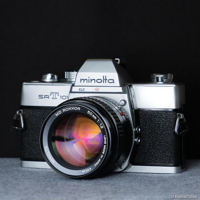Minolta SRT 101 + Minolta MD Rokkor 50/1.2