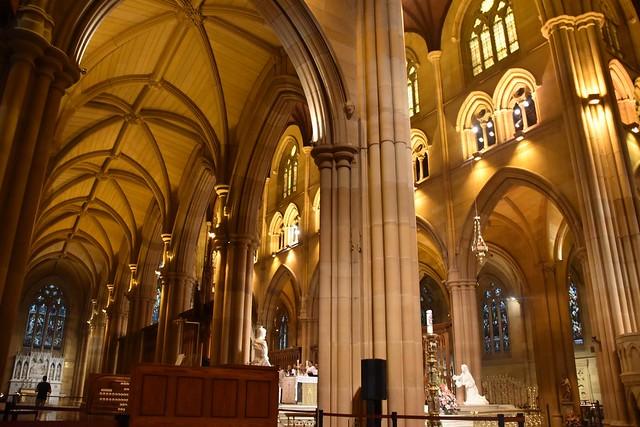 St. Mary Church, Sydney, Australia.
