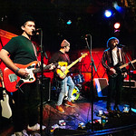 Mon, 10/12/2018 - 8:08am - Parquet Courts Live at Rockwood Music Hall, 12.10.18 Photographer: Gus Philippas