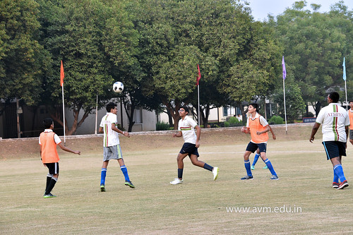 Inter House Football Competition 2018-19 5 (10) | by Atmiya Vidya Mandir