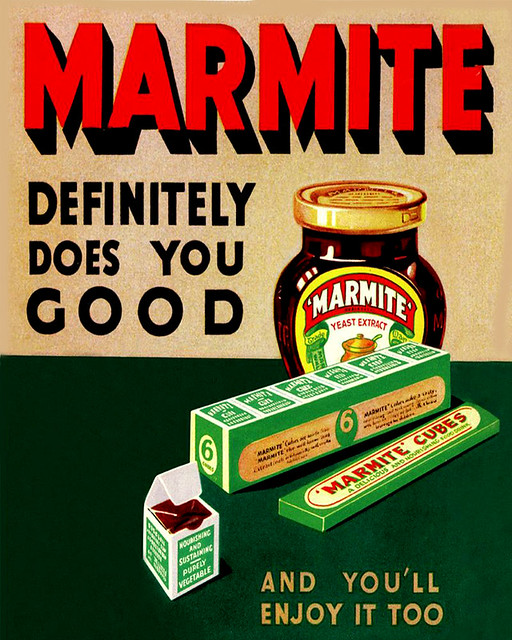 Marmite -- about 1950?