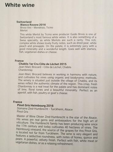 White wine menu | by A. Wee