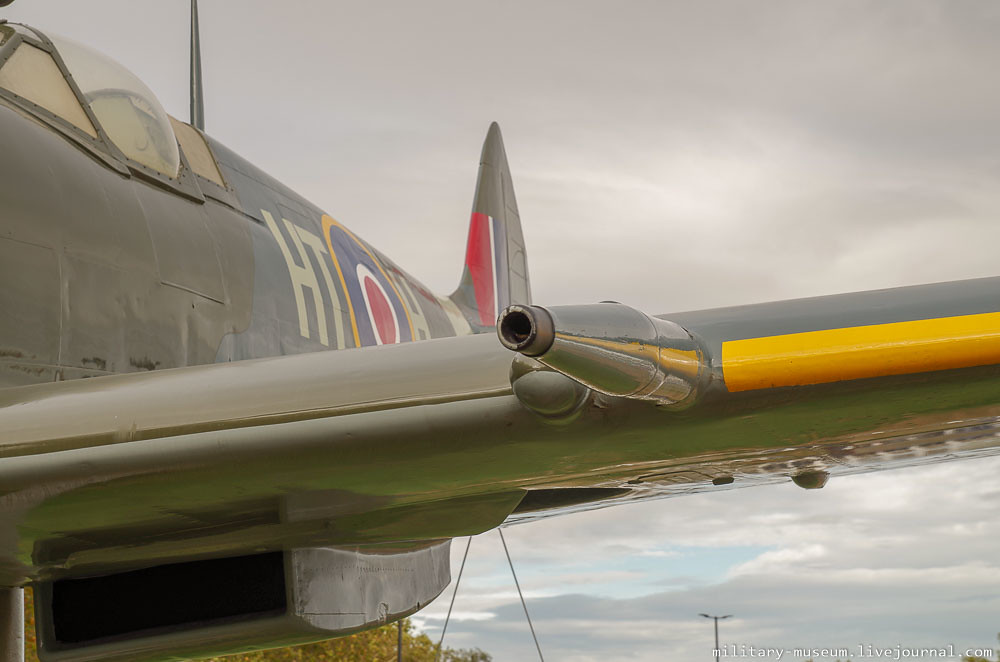 Royal Air Force Museum London-17