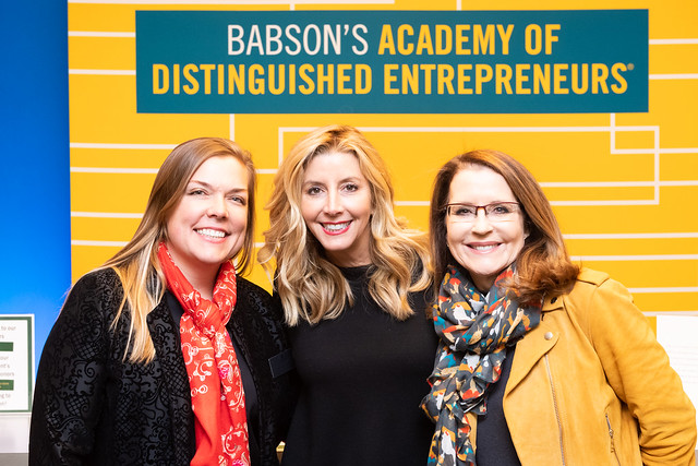 Babson Academy of Distinguished Entrepreneurs 2018