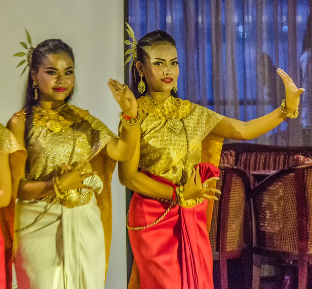 Khmer Dancer - Cambodia