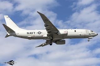 Boeing P-8A Poseidon 169329 NAS Jacksonville   by Ivan Voukadinov