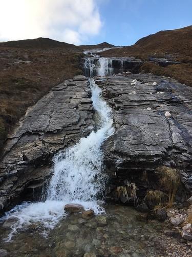 Allt Meallan an Laoigh falls | by malky_c