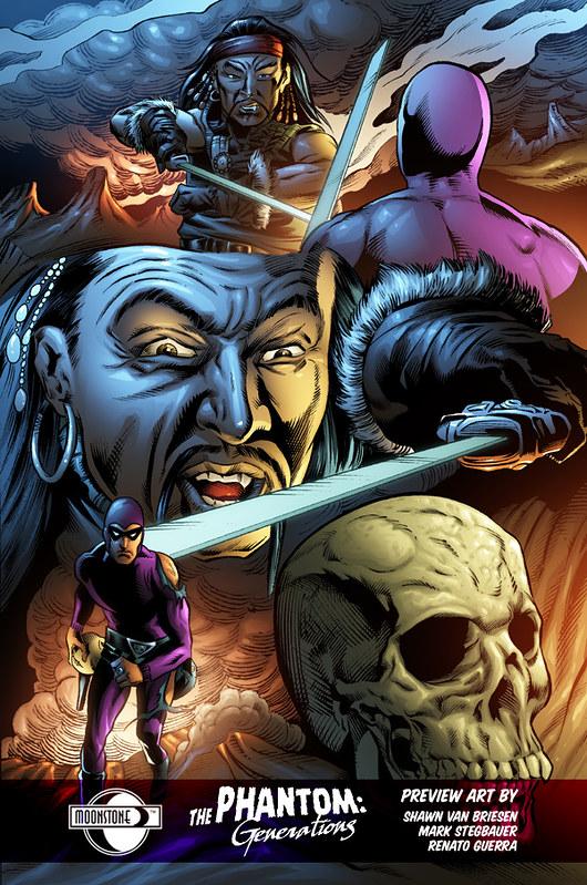 the phantom: generations 4
