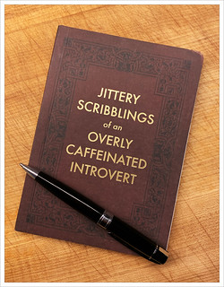 Jittery Scribblings of an Overly Caffeinated Introvert | by Free 2 Be