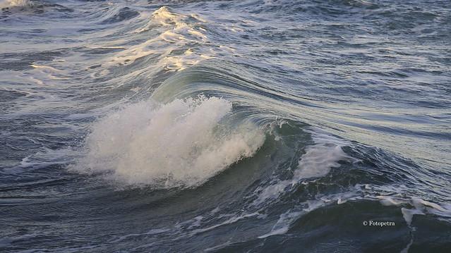 Die perfekte Welle..............