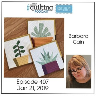 Podcast Post | by Modern Quilting by B
