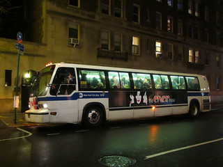 1999 Nova Bus RTS 5238 on the M66 at West 66 Street & Central Park West   by BM5 via Woodhaven (Main)