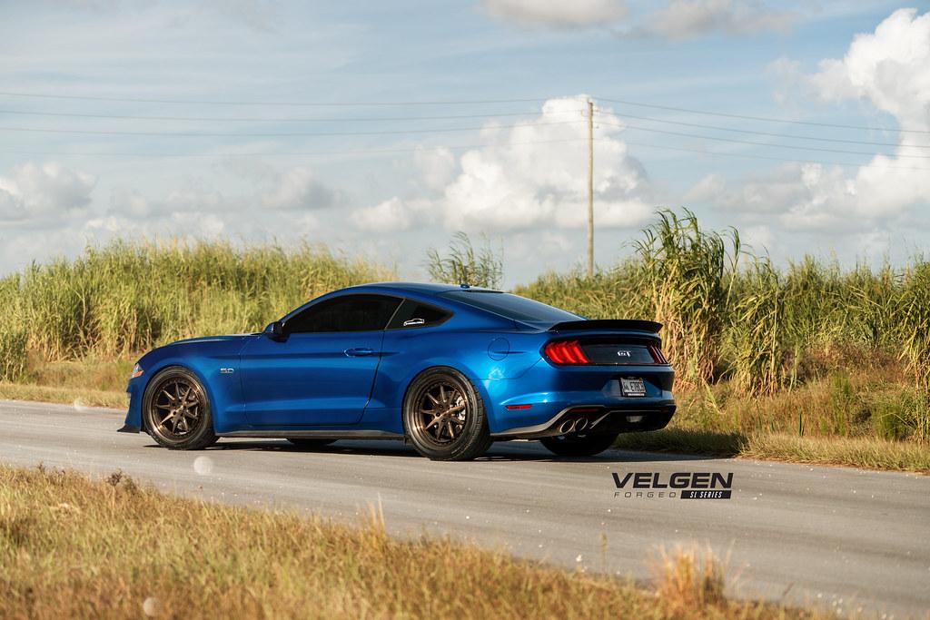 18 Mustang Gt Velgen Wheels Sl 9 2018 Mustang Gt On Velgen