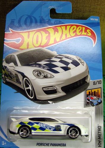 Hot Wheels - 2018 - Porsche Panamera Photo