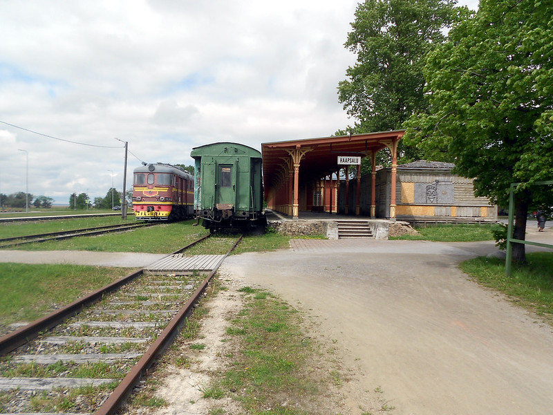 Станция Хаапсалу