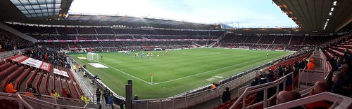 Middlesbrough v Ipswich Town, Riverside Stadium, SkyBet Championship, Saturday 29th December 2018 | by ChrisPDay