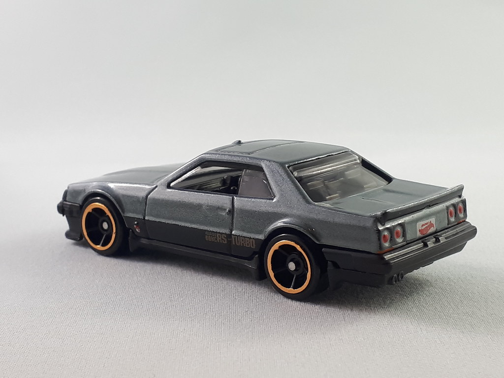Hot Wheels '82 Nissan Skyline GT-R R30 | Brand: Hot Wheels S