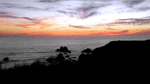 jennercalifornia sunset stevenpmoreno outdoor nature stevenmorenospix2018 coloredsky clouds bluff rock samsung9 phonephotography
