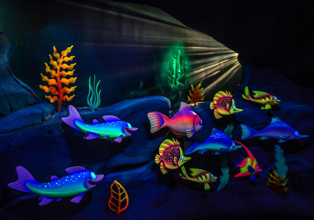 Under the Sea fish MK