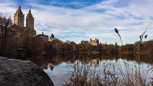NYC - Central Park: The Lake 3