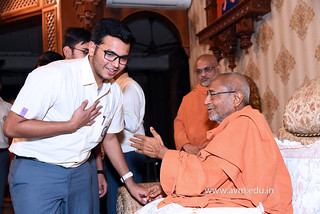Std-10-11-12-visit-to-Haridham-for-Swamishree's-Blessings-(52)   by Atmiya Vidya Mandir
