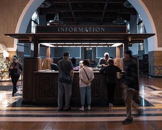 Union Station LA Information | by nan palmero