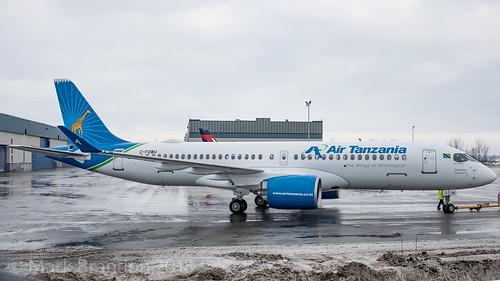 Air Tanzania CS300 - YMX   by Mark__Brandon