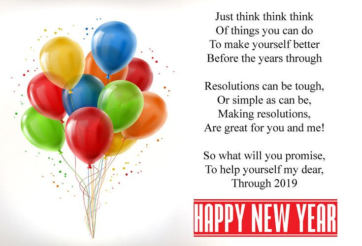 happy new year best happy new year resolution poem flickr