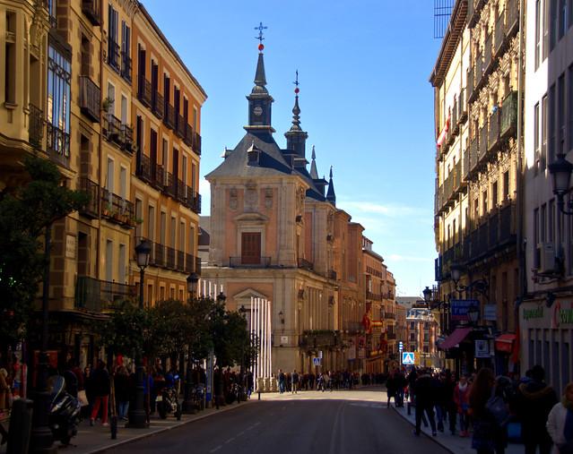 CALLE MAYOR, MADRID DE LOS AUSTRIAS 8801 3-2-2019