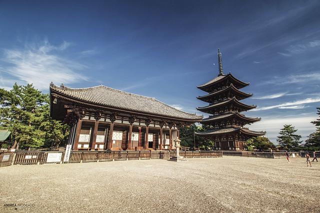 Kōfuku-ji Temple - Nara (Japan)